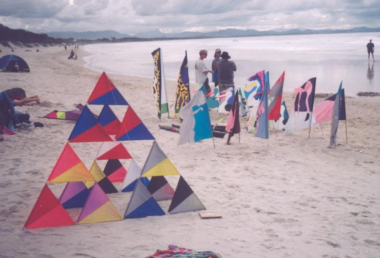 Cells a Tetrahedral Kite
